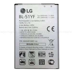 Baterija original LG G4 F500/ G4 Dual/ G4 Stylus/ G4 Stylus Dual BL-51YF