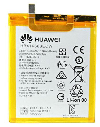 Huawei Nexus 6P baterija