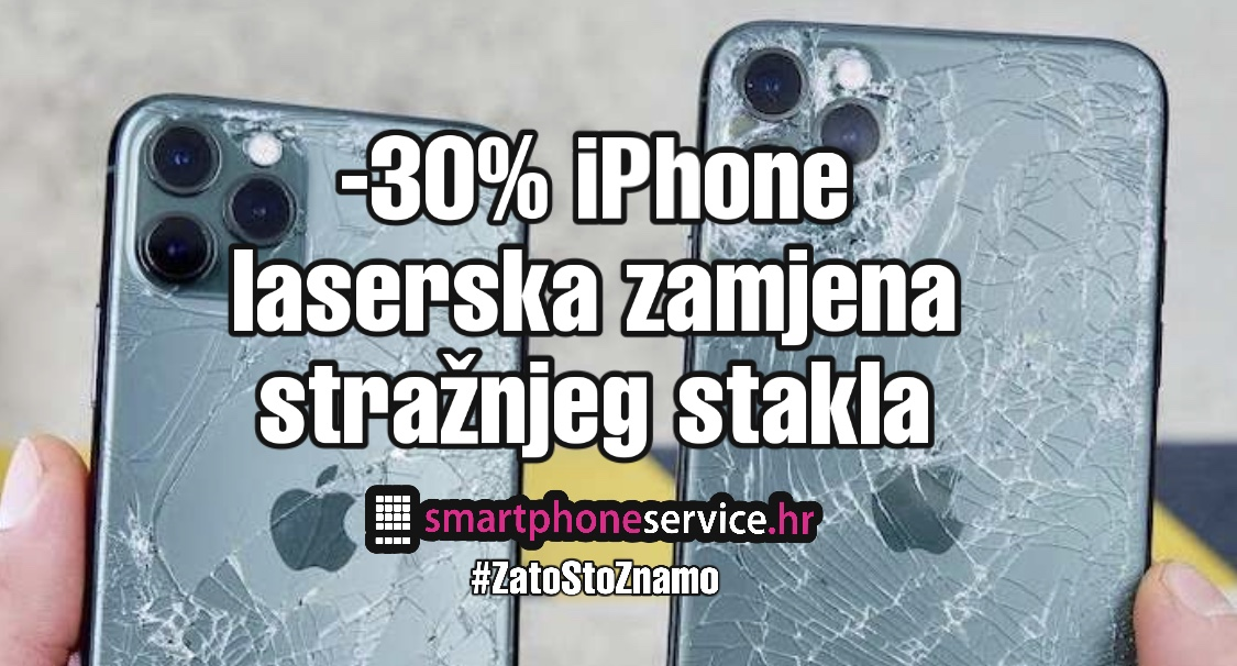 Iphone staklo