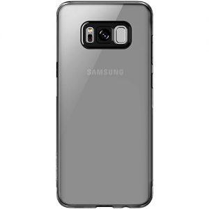 TPU Samsung S8 Plus slim siva
