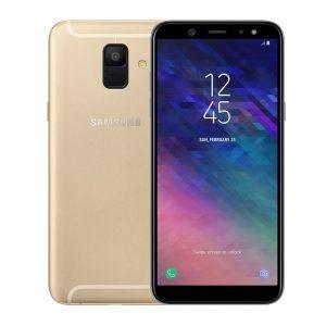 Samsung A6 2018 A600, 32GB, zlatni