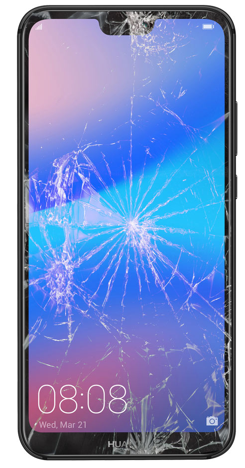 Zamjena stakla na Huawei uređaju