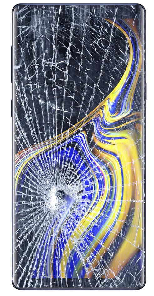 Zamjena stakla na Samsung uređaju